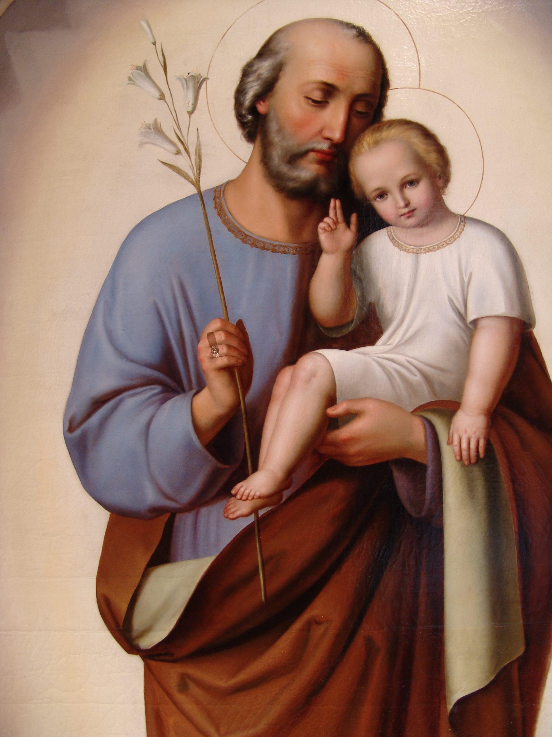 Cudowny obraz św. Józefa